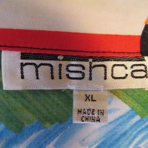 Mishea Tops - Mishea Multi-Color Quarter Sleeve Top